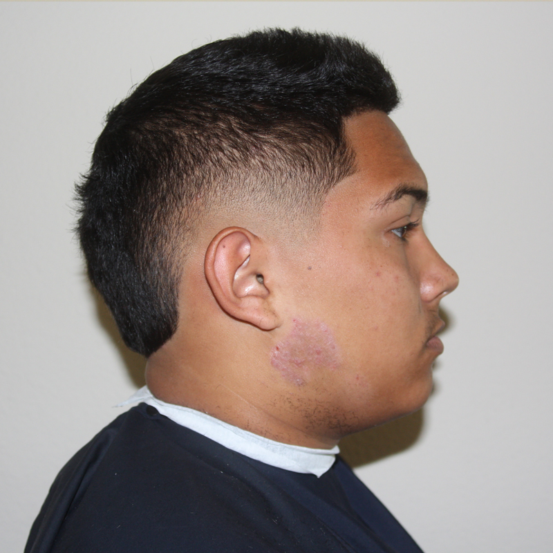 Taper Fade Back View Hd | Short Hairstyle 2013